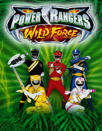 Power Rangers Wild Force: Sealing the Nexus