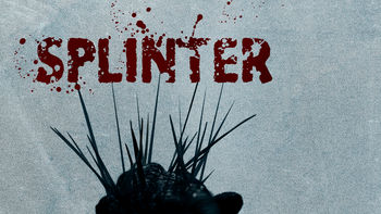 Netflix box art for Splinter