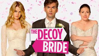 Netflix box art for The Decoy Bride