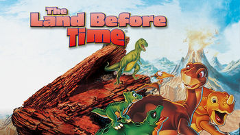 Netflix box art for The Land Before Time