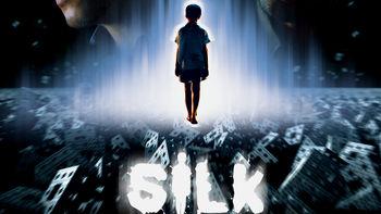Netflix box art for Silk