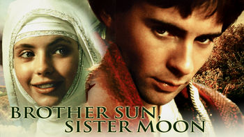 Netflix box art for Brother Sun, Sister Moon