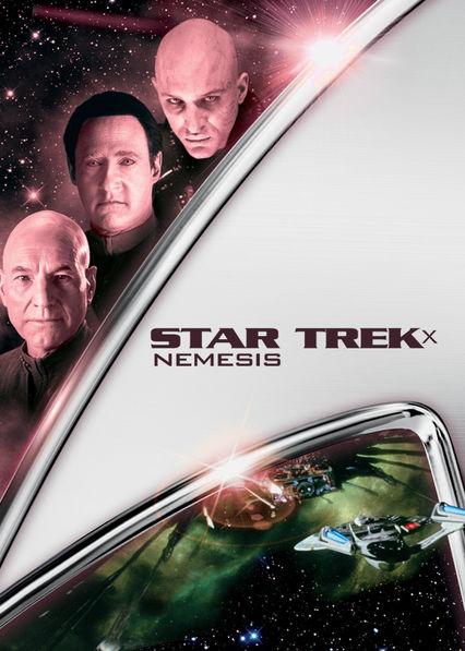 Star Trek: Nemesis Netflix AR (Argentina)