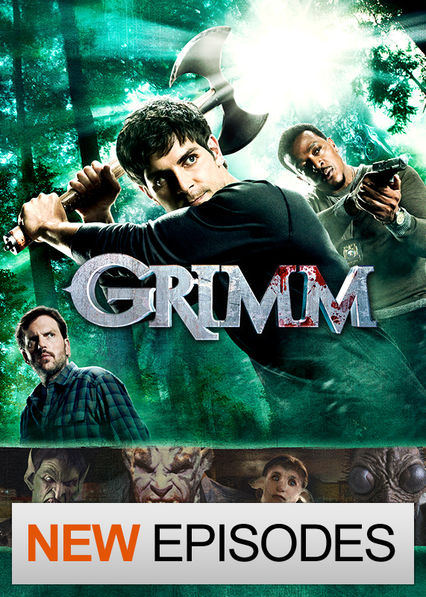 Grimm Netflix KR (South Korea)