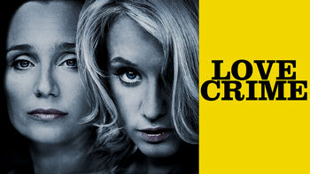 Netflix box art for Love Crime