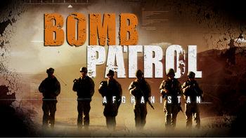 Netflix box art for Bomb Patrol: Afghanistan - Season 1