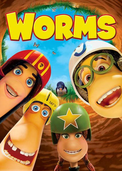 Worms Netflix PR (Puerto Rico)