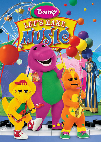 Barney: Let's Make Music Netflix US (United States)