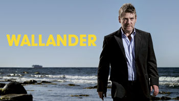 Netflix box art for Wallander - Season 1
