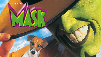 Netflix box art for The Mask
