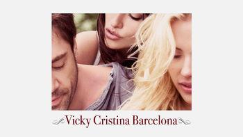 Netflix box art for Vicky Cristina Barcelona