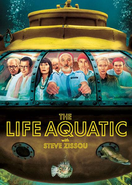 The Life Aquatic with Steve Zissou Netflix BR (Brazil)