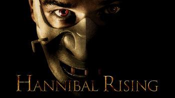Netflix box art for Hannibal Rising