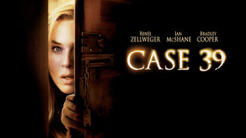 Netflix box art for Case 39