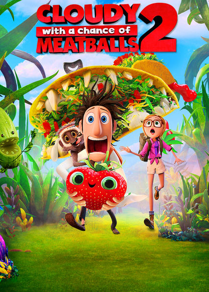 Cloudy with a Chance of Meatballs 2 Netflix ES (España)