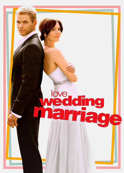 Love, Wedding, Marriage Netflix BR (Brazil)