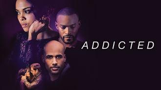 Netflix box art for Addicted