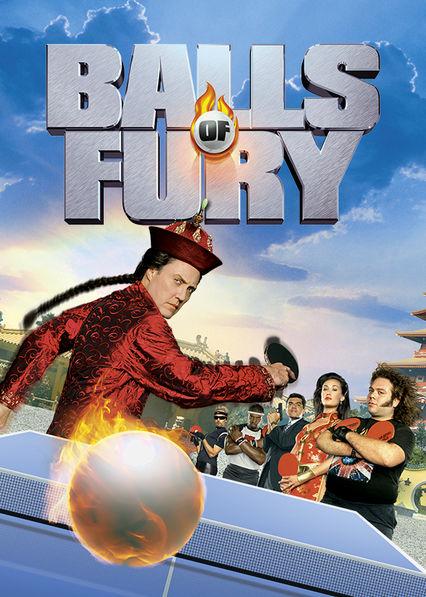 Balls of Fury Netflix AR (Argentina)
