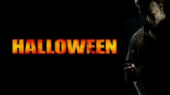 Netflix box art for Halloween