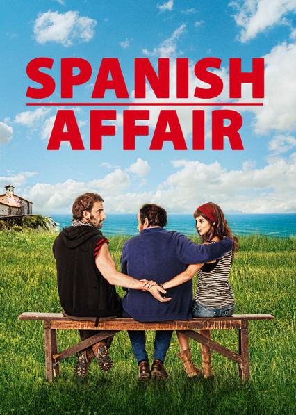 Spanish Affair Netflix BR (Brazil)