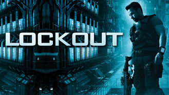 Netflix box art for Lockout