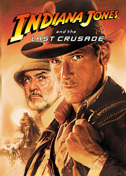 Indiana Jones and the Last Crusade Netflix BR (Brazil)