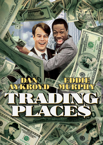 Trading Places Netflix BR (Brazil)