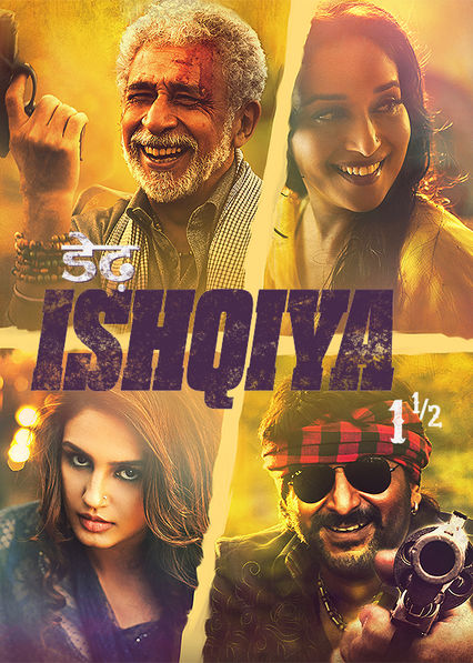 Dedh Ishqiya Netflix KR (South Korea)