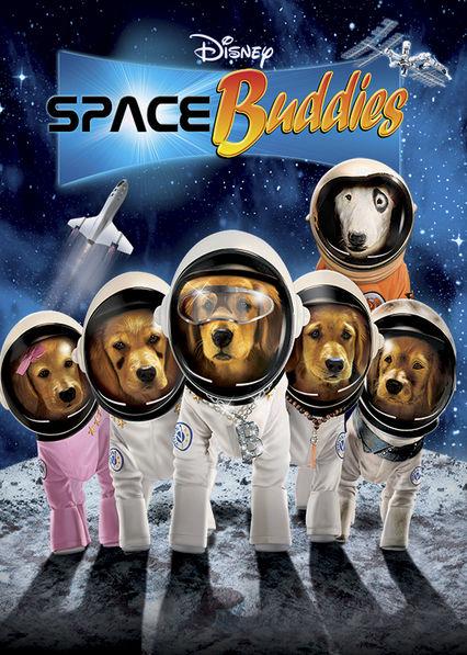 Space Buddies Netflix AR (Argentina)