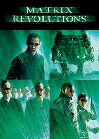 The Matrix Revolutions Netflix IN (India)