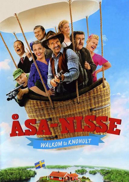 Asa-Nisse – Walkom to Knohult