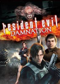 Resident Evil: Damnation Netflix UK (United Kingdom)