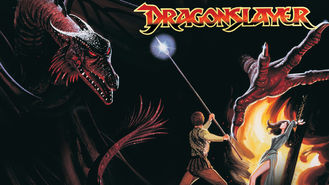 Netflix box art for Dragonslayer