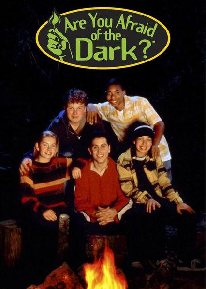 Are You Afraid of the Dark? Netflix AU (Australia)