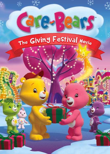 Care Bears: The Giving Festival Netflix BR (Brazil)
