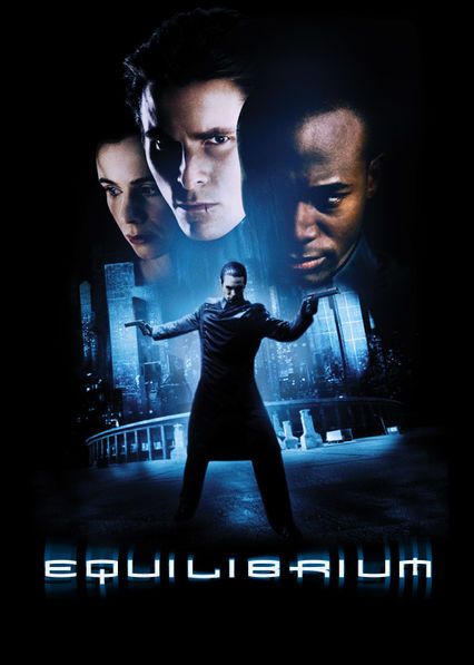 Equilibrium Netflix UK (United Kingdom)