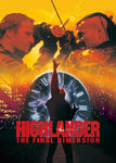 Highlander 3: The Final Dimension Poster