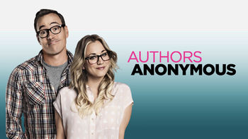 Netflix Box Art for Authors Anonymous