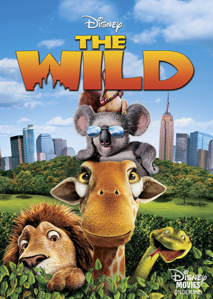 The Wild Netflix AW (Aruba)