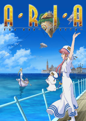 Aria the OVA Arietta