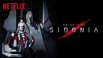 Netflix box art for Knights of Sidonia - Season 1