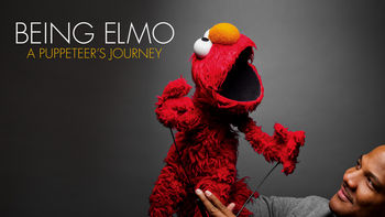 Netflix box art for Being Elmo: A Puppeteer's Journey