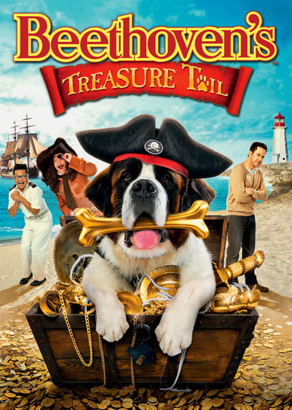 Beethoven's Treasure Tail Netflix BR (Brazil)