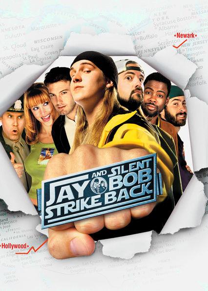 Jay and Silent Bob Strike Back Netflix UK (United Kingdom)