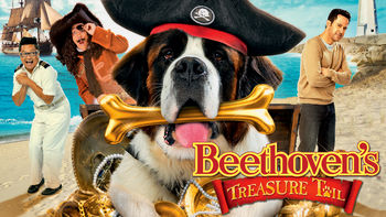 Netflix Box Art for Beethoven's Treasure Tail