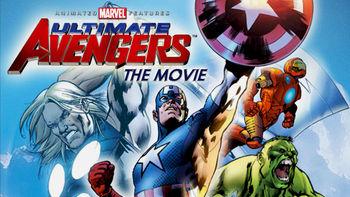 Netflix box art for Ultimate Avengers: The Movie
