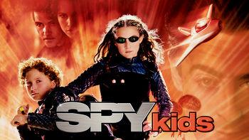 Netflix box art for Spy Kids