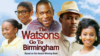 Netflix box art for The Watsons Go to Birmingham