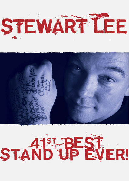 Stewart Lee: 41st Best Stand Up Ever Netflix UK (United Kingdom)