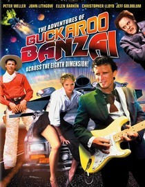 The Adventures Of Buckaroo Banzai: Across The 8Th Dimension